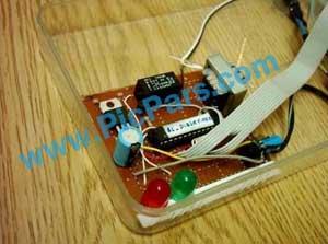 دانلود پروژه دفترچه تلفن با ۲۴ حافظه و قابلیت شماره گیری برای تلفن ثابت